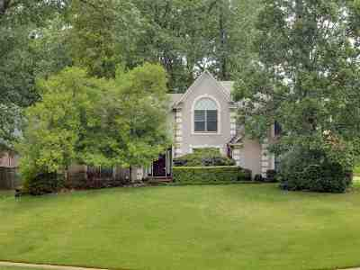 Memphis Single Family Home For Sale: 8745 Callaway