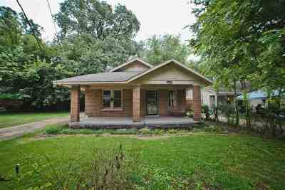 Shelby County Single Family Home For Sale: 3837 Faxon