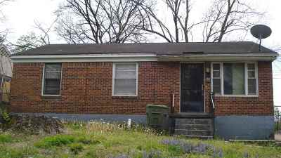 Shelby County Single Family Home For Sale: 2151 Lowell