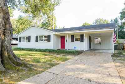 Shelby County Single Family Home For Sale: 4787 Hummingbird