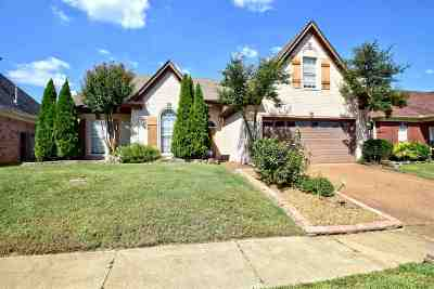 Shelby County Single Family Home For Sale: 2614 Wood Sage