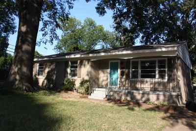 Memphis Single Family Home For Sale: 1436 Woodston