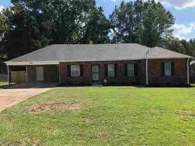 Memphis Single Family Home For Sale: 4631 Priscilla