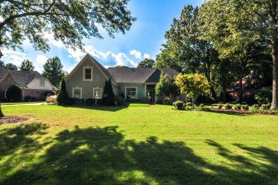Memphis Single Family Home For Sale: 281 Forest Hill-Irene