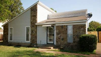 Memphis Single Family Home For Sale: 2274 Winding Path
