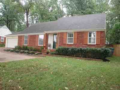 Memphis Single Family Home For Sale: 1270 Estate
