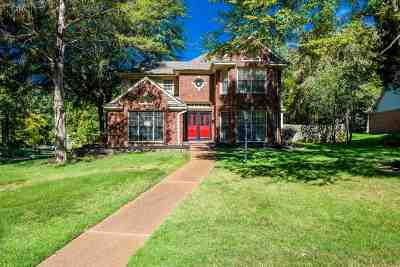 Memphis Single Family Home For Sale: 1555 Cedar Farms