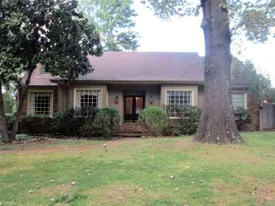 Germantown Single Family Home For Sale: 7630 Blackberry Farm