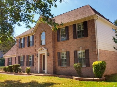 Collierville Single Family Home For Sale: 1521 Howling