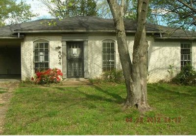 Memphis Single Family Home For Sale: 4074 Stowe