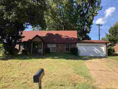 Memphis Single Family Home For Sale: 1982 Danberry