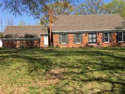Savannah TN Single Family Home Contingent: $149,500