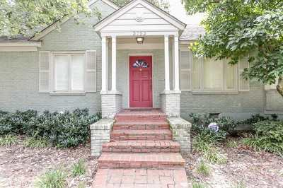 Memphis Single Family Home For Sale: 3753 N Montclair