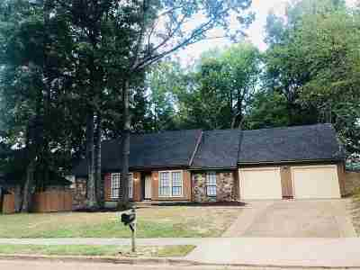 Memphis TN Single Family Home For Sale: $179,900
