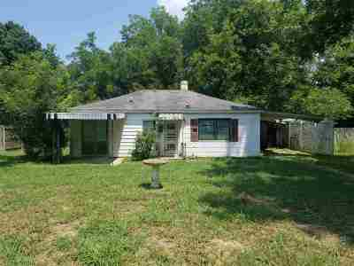 Memphis TN Single Family Home For Sale: $18,975