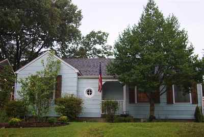 Memphis TN Single Family Home For Sale: $179,000