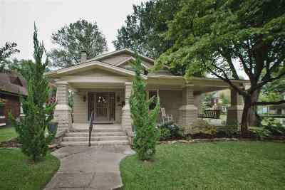 Memphis Single Family Home For Sale: 1467 Eastmoreland