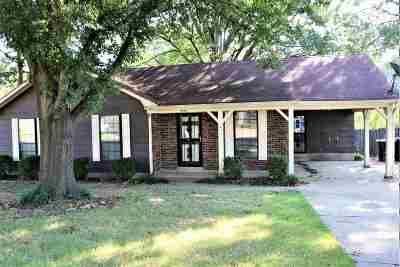 Bartlett Single Family Home For Sale: 7170 Lamesa