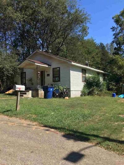Savannah Single Family Home For Sale: 270 Pleasant