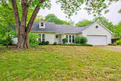 Collierville Single Family Home For Sale: 134 Glaze