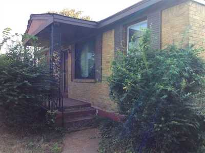 Memphis Single Family Home For Sale: 2359 Perry