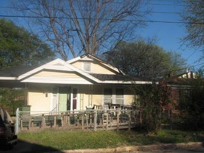 Memphis Single Family Home For Sale: 1924 Rile