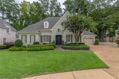 Germantown TN Single Family Home For Sale: $550,000