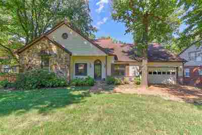 Memphis Single Family Home For Sale: 39 Red Thorn