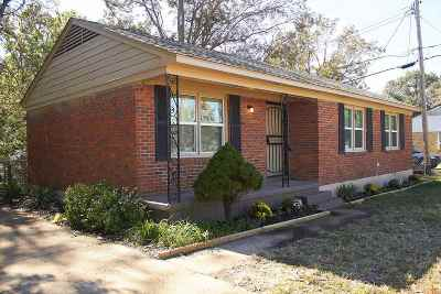 Memphis Single Family Home For Sale: 3035 Winchester