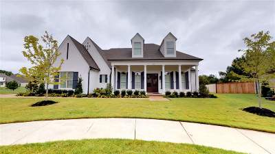Collierville TN Single Family Home For Sale: $599,900