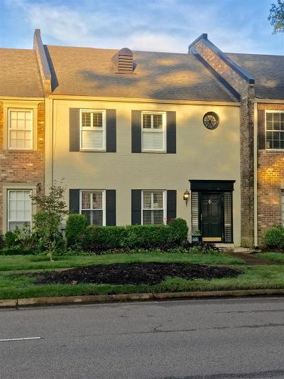 Germantown Condo/Townhouse For Sale: 1842 Kimbrough