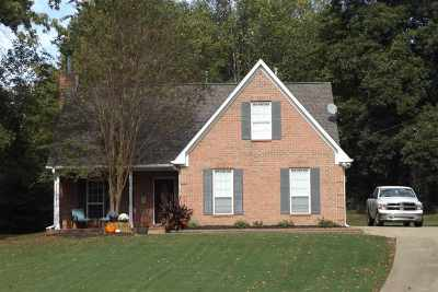 Atoka Single Family Home Contingent: 310 Wellington