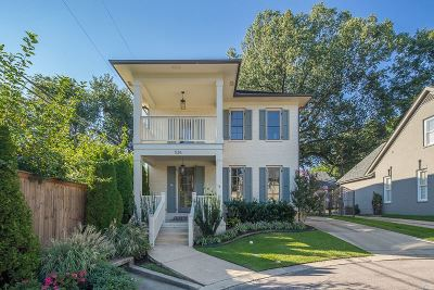 Memphis Single Family Home For Sale: 526 Peabody Green