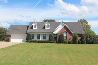 Atoka Single Family Home For Sale: 128 Brittany