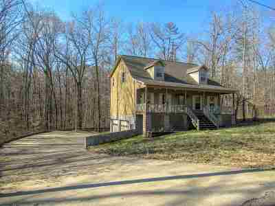 Counce Single Family Home For Sale: 450 Rising Sun