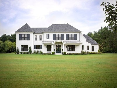 Collierville Single Family Home Contingent: 5434 Garden Trail
