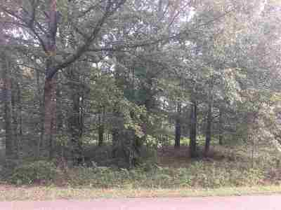 Savannah TN Residential Lots & Land For Sale: $24,500