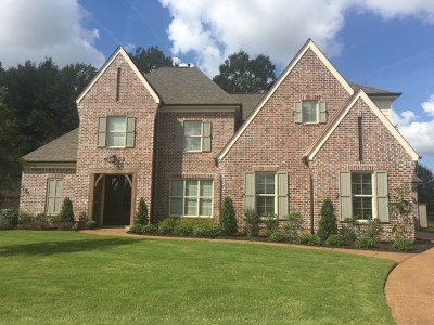 Rossville Single Family Home For Sale: 285 Saunders Creek