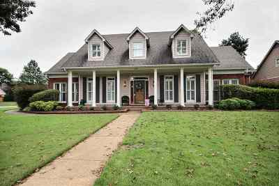 Collierville Single Family Home For Sale: 1638 Stanhope