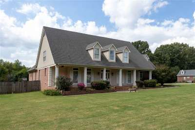 Olive Branch Single Family Home For Sale: 8083 Windersgate