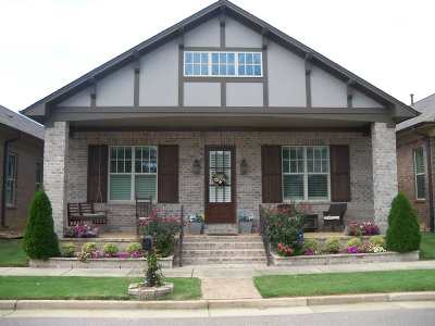 Collierville Single Family Home For Sale: 371 S Shea