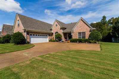 Bartlett Single Family Home For Sale: 8184 W White Wing