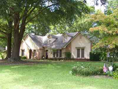 Germantown Single Family Home For Sale: 7648 Cross Village