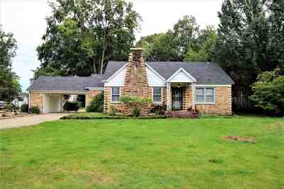 Memphis TN Single Family Home For Sale: $279,900