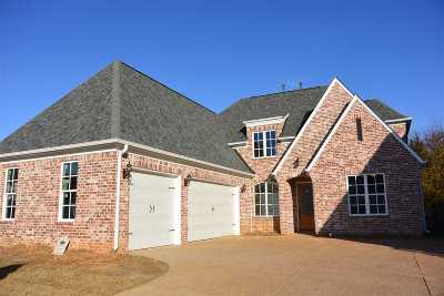 Collierville Single Family Home For Sale: 1010 Shanborne