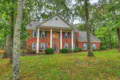 Collierville Single Family Home For Sale: 1211 Frank