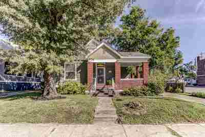 Cooper Young Single Family Home For Sale: 2100 Walker