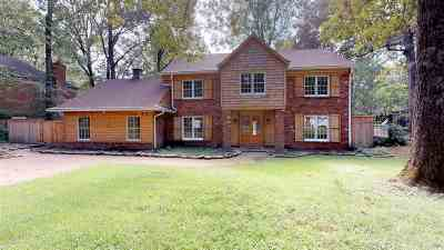 Memphis TN Single Family Home Contingent: $299,900