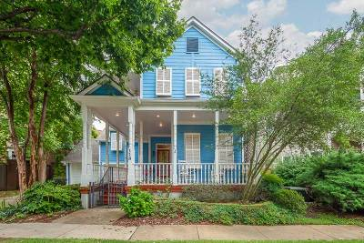 Memphis Single Family Home For Sale: 119 Harbor Commons