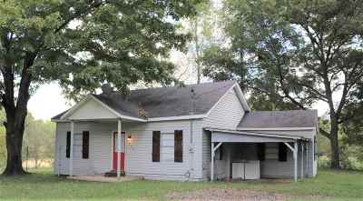 Ripley Single Family Home For Sale: 252 Coffee Shop